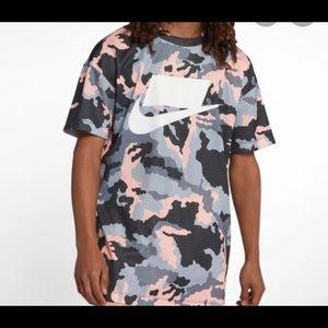 Nike nsw Jersey material shirt